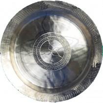 Handicraft Bell Metal Plate/Dish (Kahi)- 500 Gm